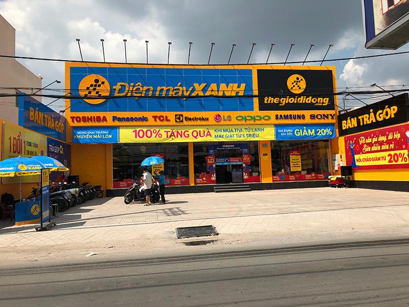 Siêu thị Điện máy XANH Phan Văn Đối (Hóc Môn), TP.HCM