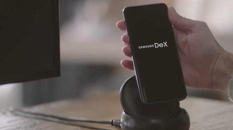 """Samsung đăng ký nhãn hàng """"DeX Pad"""" cho Galaxy S9"""