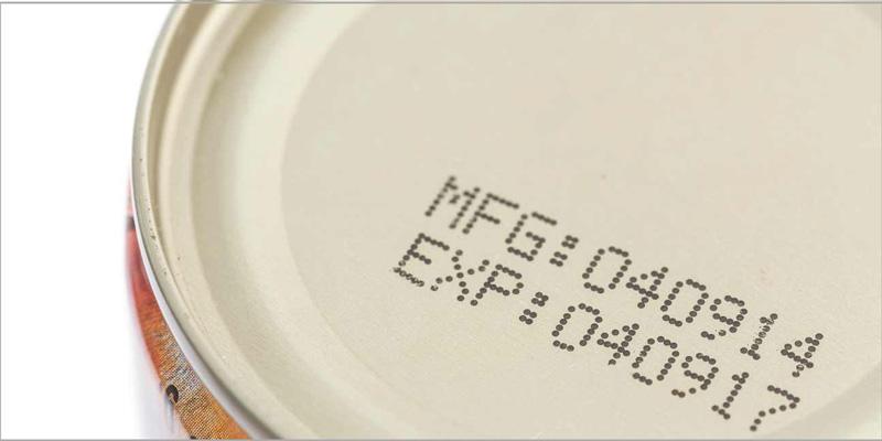 Khi sản phẩm này được định hạn sử dụng, nghĩa là quá ngày sẽ không còn chất dinh dưỡng hoặc đã hết tác dụng (đối với thuốc).
