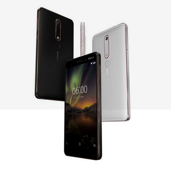Giá bán của Nokia 6 (2018) được tiết lộ trước thềm ra mắt