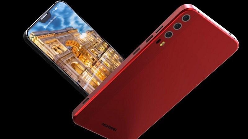 Xuất hiện kính cường lực Huawei P20 Pro, có phần