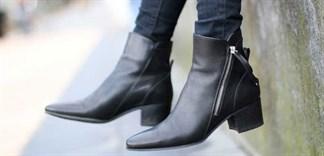 Mẹo bảo quản giày boots trong mùa đông