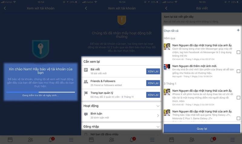 Mẹo Đăng xuất Facebook từ xa, tránh bị truy cập trái phép