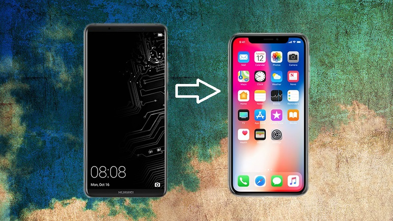 iPhone X vs Huawei Mate 10 Pro