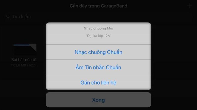 nhạc chuông iphone