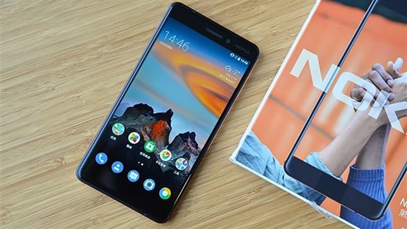 Nokia 6 (2018) sẽ được cập nhật Android 8.0 Oreo ngay lần khởi động
