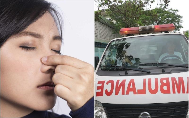 Điều trị chảy máu mũi