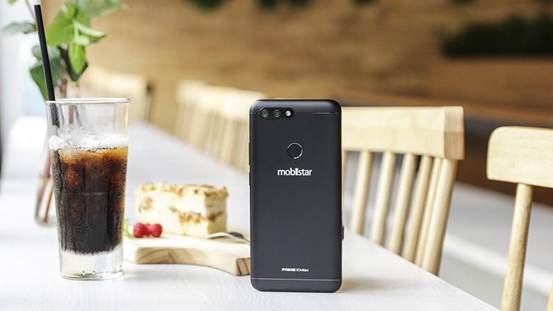 Mobiistar Prime X Max 2018: 4 camera, 4GB RAM, pin khủng lên kệ TGDĐ