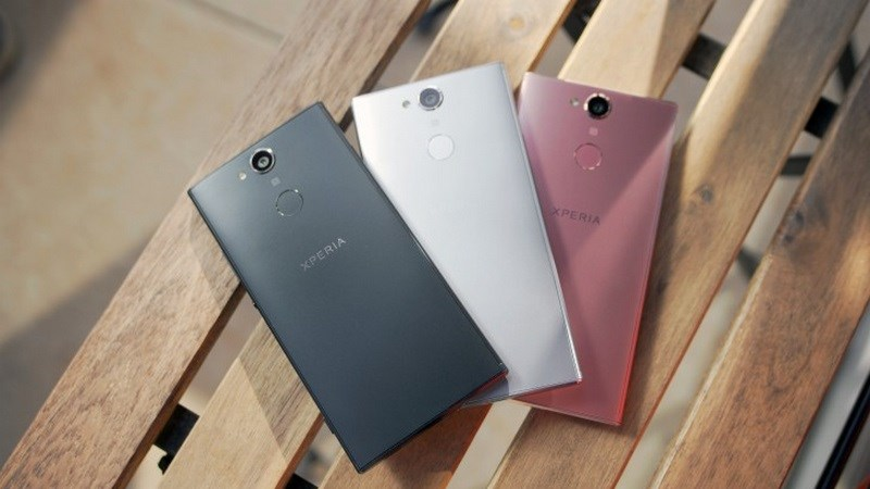 CES 2018: Sony chính thức ra mắt Xperia XA2, XA2 Ultra & Xperia L2