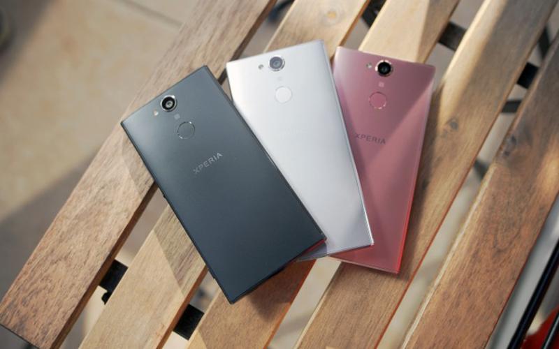 Trên tay nhanh Sony Xperia XA2: Siêu phẩm tầm trung trở lại