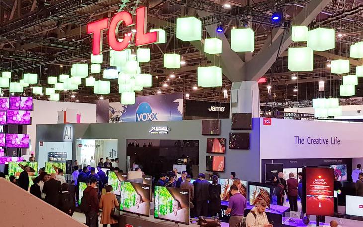 TCL và Roku hợp tác phát triển loa không dây và TV Dolby 4K mới