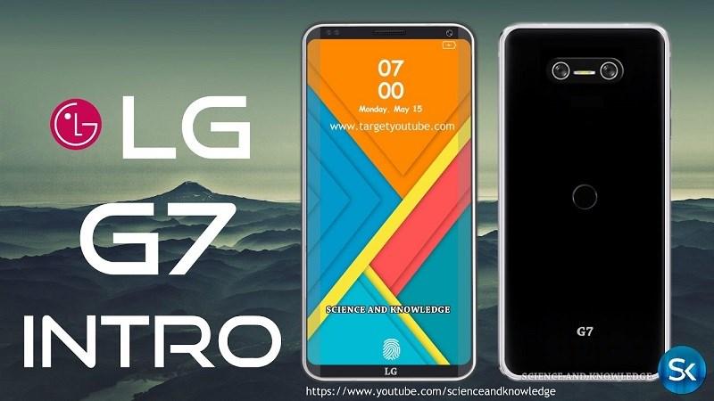 LG G7 xuất hiện trên trang web chính thức trang bị Snapdragon 835?