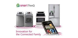 Hướng dẫn kết nối điện thoại với máy giặt LG qua ứng dụng SmartThinQ