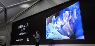 [CES 2018] Sony giới thiệu loạt TV OLED và LCDs được tích hợp Dolby Vision HDR
