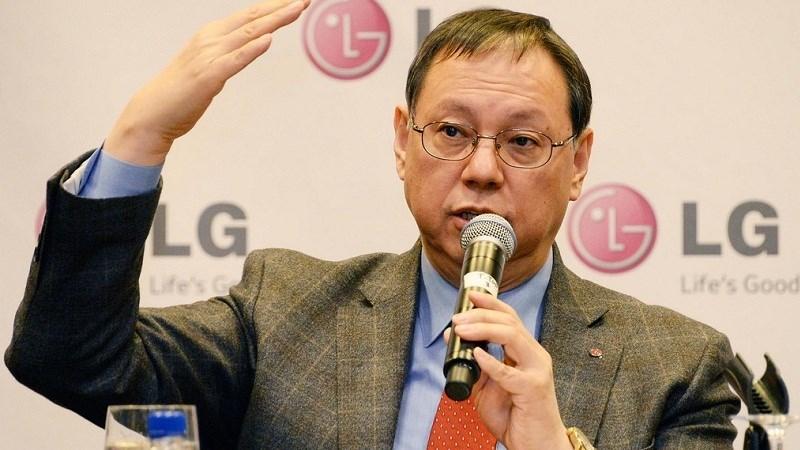 CEO LG Electronics, ổng Jo Seong-jin