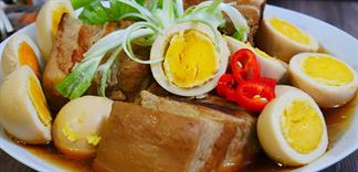 Cách làm thịt kho hột vịt đúng kiểu Nam Bộ, chuẩn vị ngày Tết