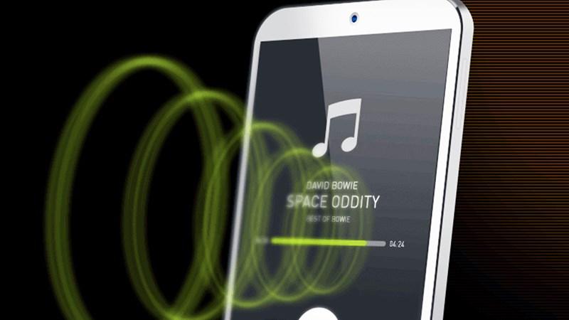 Google nuôi tham vọng biến màn hình smartphone thành loa - ảnh 1