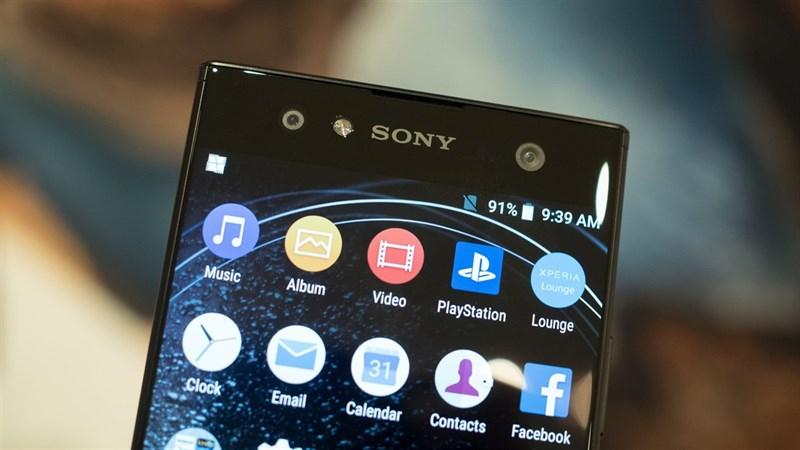 Trên tay đánh giá nhanh Sony XA2 Ultra: Ngon từ trong ra ngoài - ảnh 4