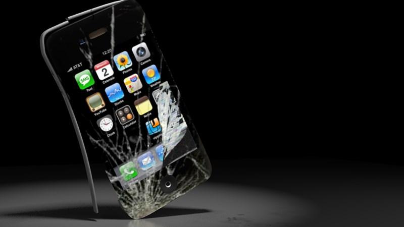 Elastomer, vật liệu giúp điện thoại tương lai tự phục hồi vết nứt - ảnh 1