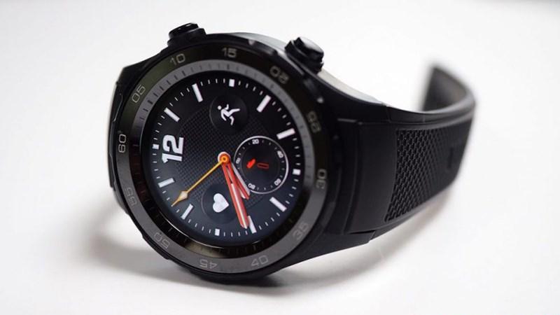 Bằng sáng chế mới của Huawei tiết lộ smartwatch có viền cảm ứng - ảnh 1