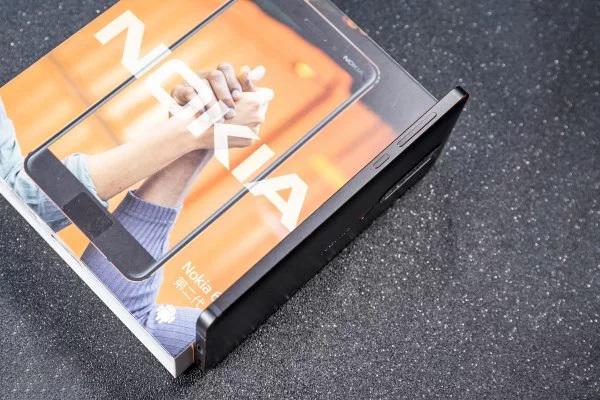 Hình ảnh trên tay Nokia 6 (2018) mới nhất: Cứng cáp và sang trọng - ảnh 4