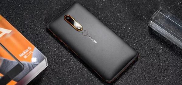 Hình ảnh trên tay Nokia 6 (2018) mới nhất: Cứng cáp và sang trọng - ảnh 8