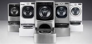 Máy giặt LG Twinwash - Sự lựa chọn hoàn hảo