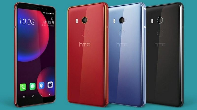 HTC U11 EYEs trình làng với màn hình 6 inch 18:9, camera kép mặt trước