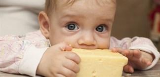 Khi nào nên cho trẻ ăn phô mai?
