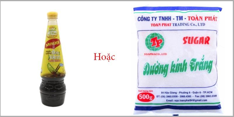 Mua 2 sản phẩm Maggi, Milo hoặc Nescafe được tặng nước tương/đường