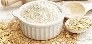 Những lợi ích tuyệt vời khi ăn yến mạch và bột yến mạch