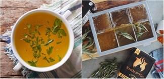 Cách đông lạnh nước dùng để nấu món ăn ngon ngọt từ xương