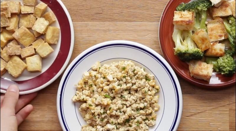 Chọn đúng loại đậu hũ cho món ăn