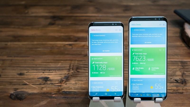 Galaxy S8, S8 Plus, A8 2018 được cập nhật bản vá bảo mật tháng 1