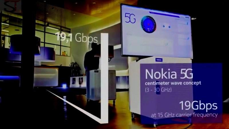Nokia và NTT DOCOMO hợp tác phát triển mạng 5G