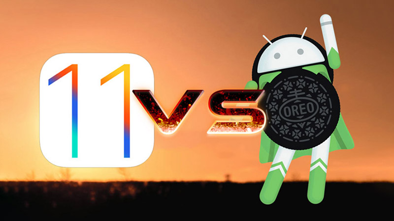 android-o-vs-ios-11