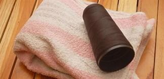 Mẹo biến chiếc khăn đã cũ thành những vật dụng hữu ích