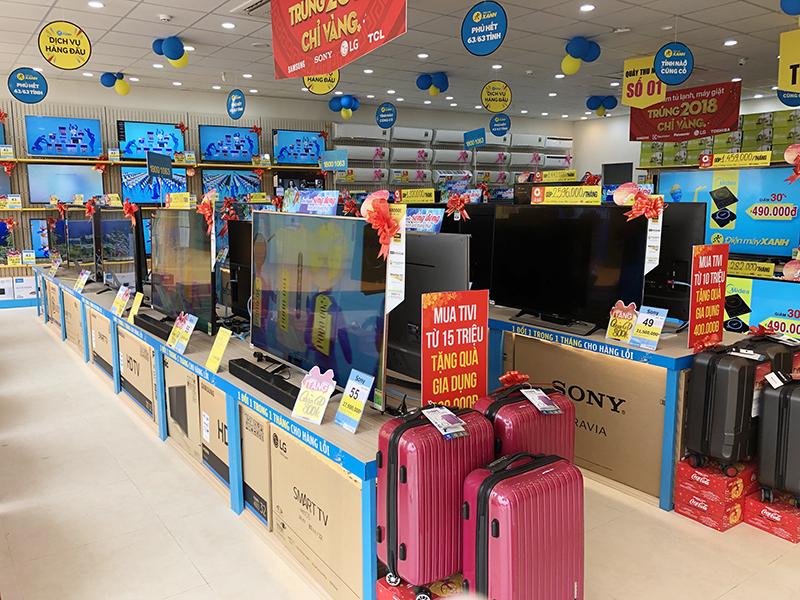 Siêu thị Điện máy XANH 43 Quốc Lộ 1K, TP. HCM