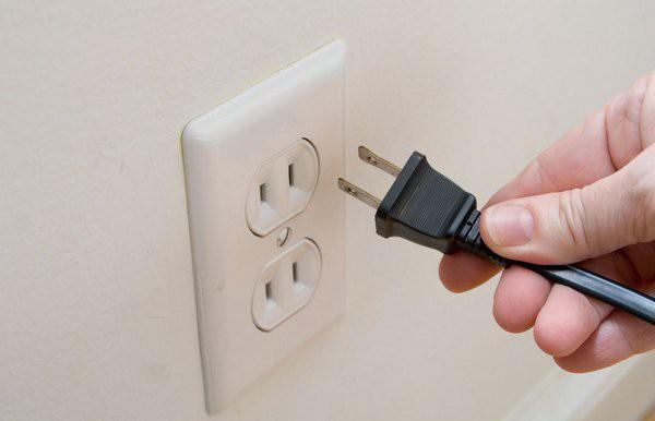 Có nên rút điện khi không sử dụng?