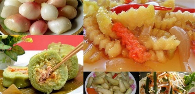 Những món ăn ngày Tết cấm kỵ đối với bà bầu