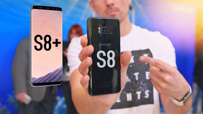 Galaxy S8 và Galaxy S8+ là smartphone tốt nhất do PCworld bình chọn