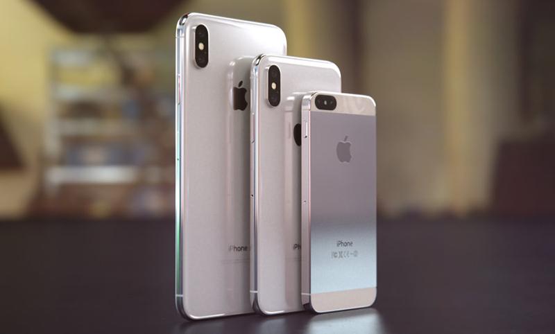 Nhiều mẫu iPhone mới được đồn đoán sẽ ra mắt năm nay