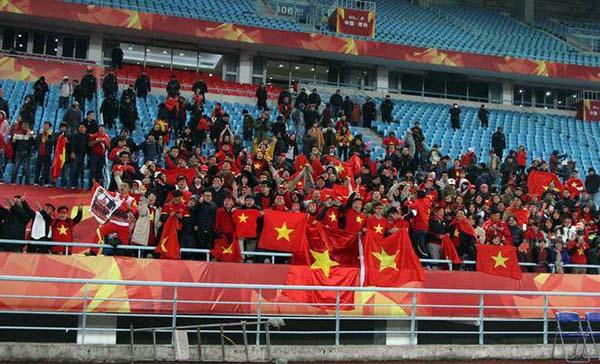Khán giả VN ở Trung Quốc
