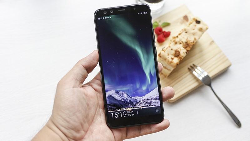 Top 4 smartphone tràn viền pin trâu, giá dưới 6 triệu tha hồ xem U23