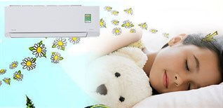 Tính năng hoạt động siêu êm của máy lạnh là gì?