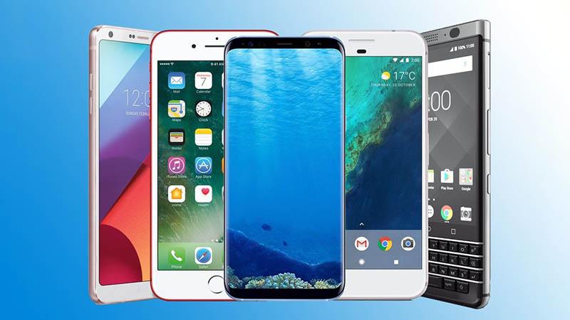 Smartphone tốt nhất năm 2018