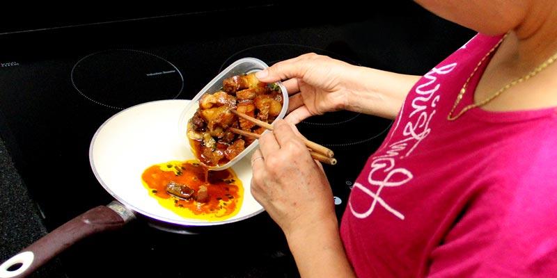 Có thể hâm nóng thức ăn thừa bao nhiêu lần?