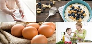 Trẻ mới ốm dậy nên ăn gì để mau chóng bình phục?