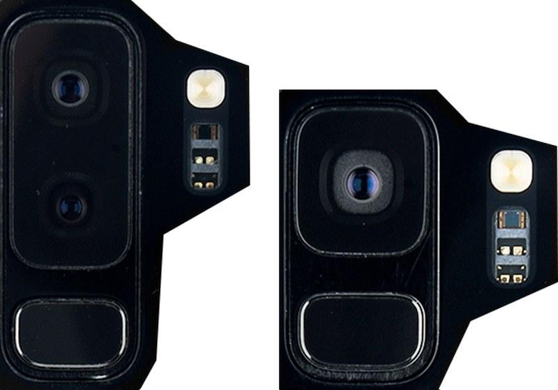 Module camera của Galaxy S9, Galaxy S9+ lộ ảnh thực tế