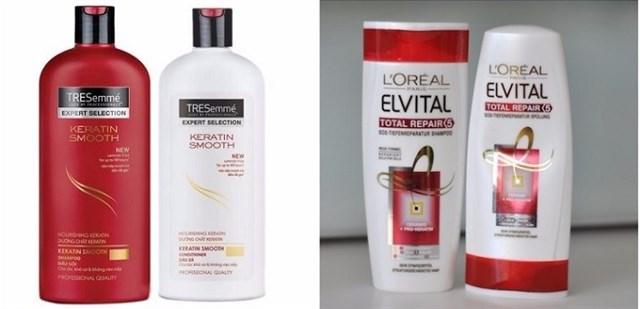 Dầu gội TREsemmé và L'Oreal, nên chọn loại nào chăm sóc tóc của bạn?